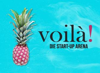 voila - Die Start-Up Arena